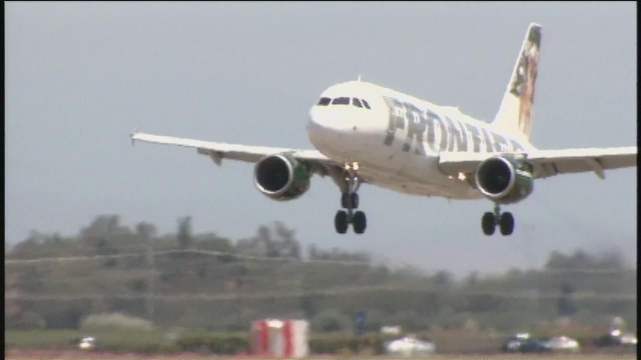 Frontier Airlines is returning to Fresno