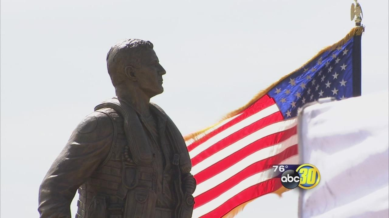 Memorial near NAS Lemoore commemorates fallen pilots