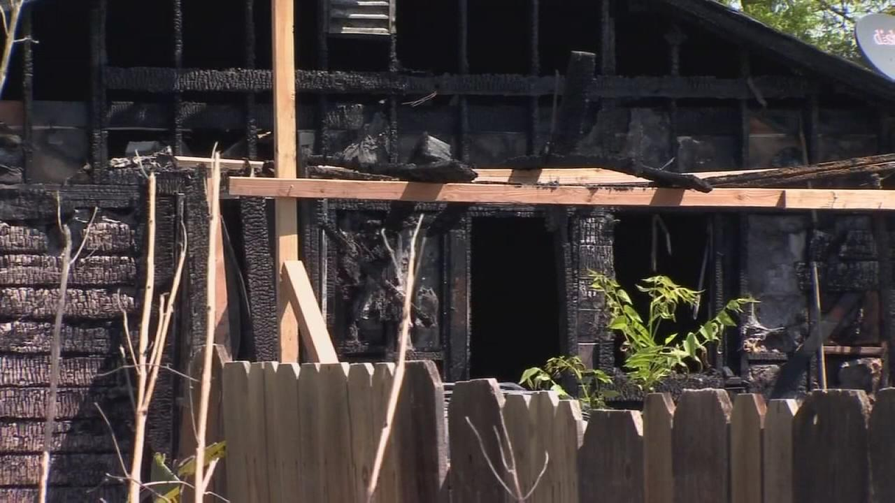 House fire kills 2 young boys in Merced