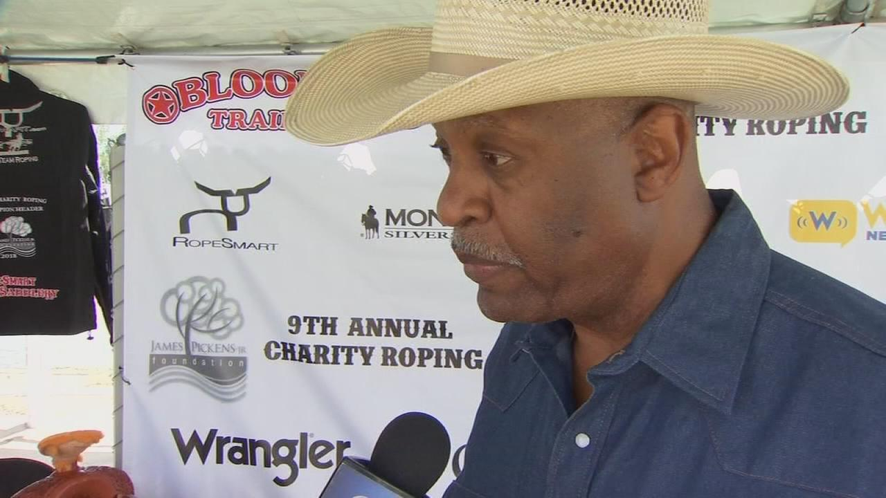 Greys Anatomy actor comes to Clovis Rodeo Grounds for charity