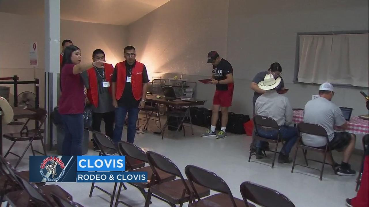 Clovis Rodeo wants you to help them save lives with blood drive