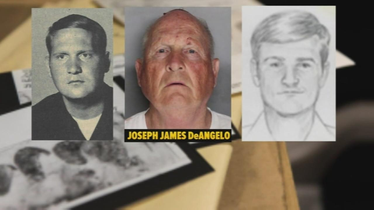 A look into the mind of the Golden State Killer