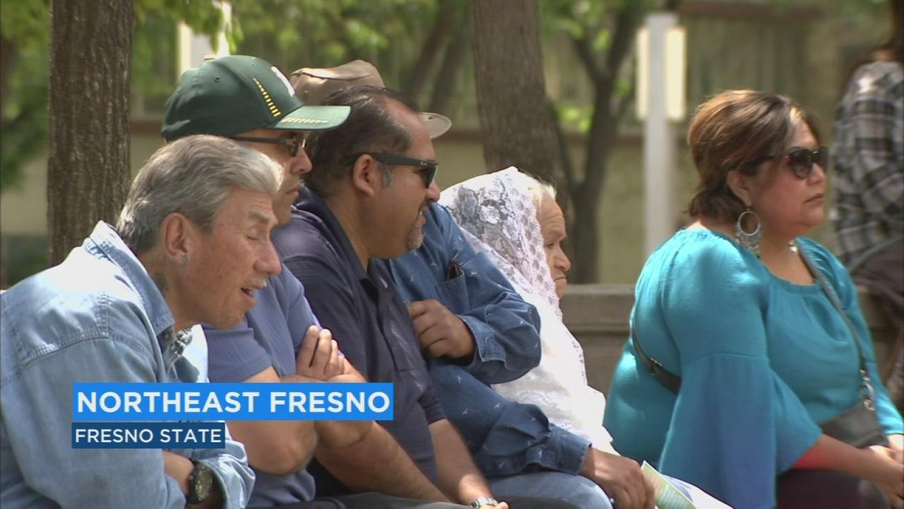 Community gather at Fresno State to celebrate immigrants
