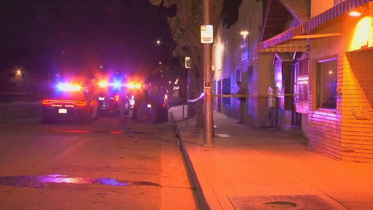 Man arrested for stabbing 4 men at a bar in Huron