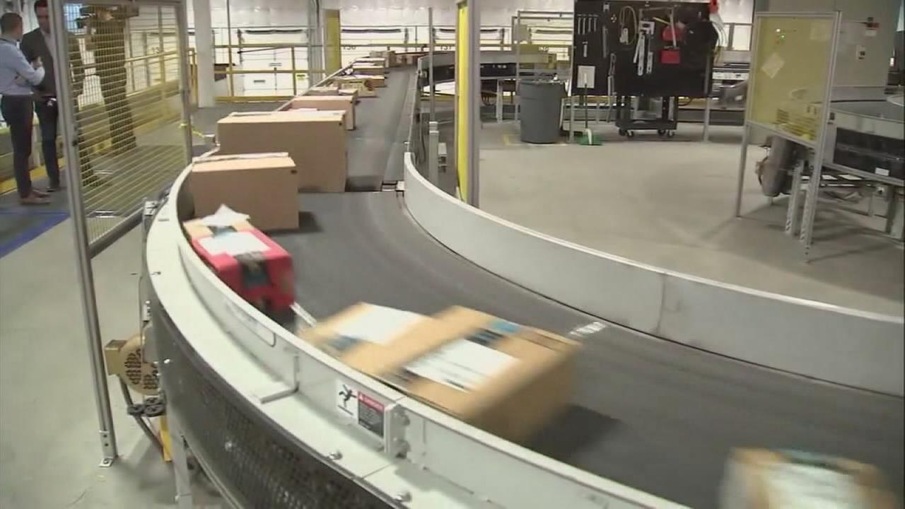 A peek inside what Amazon has planned for their Fresno facility