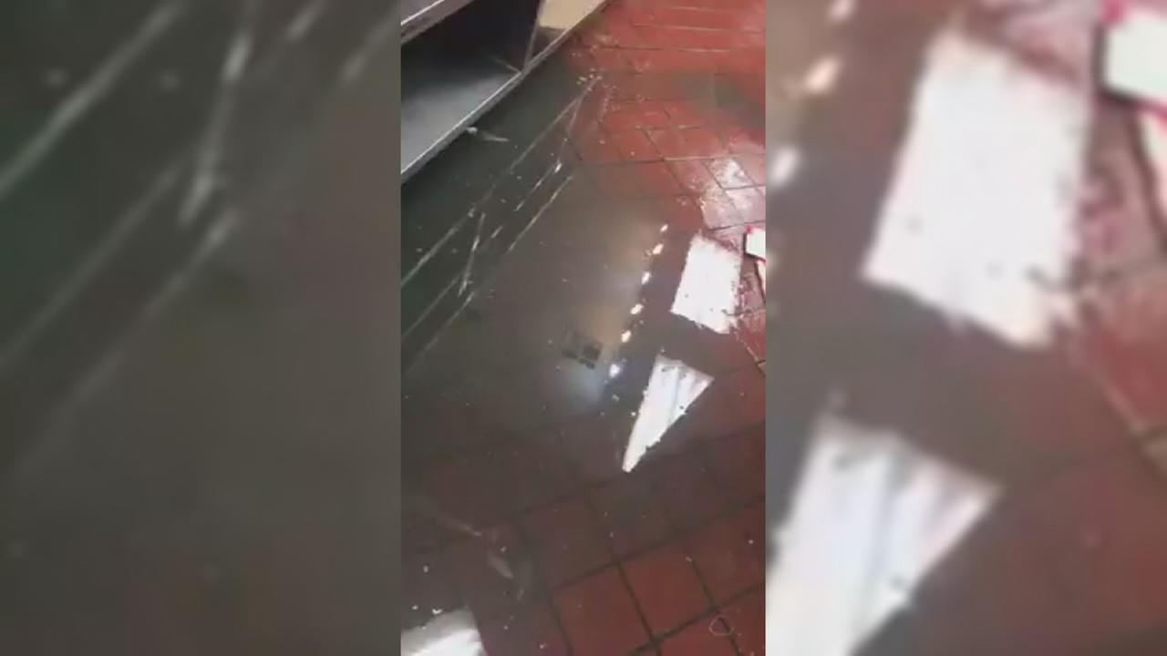 Fresno KFC in hot water after sewage mishap
