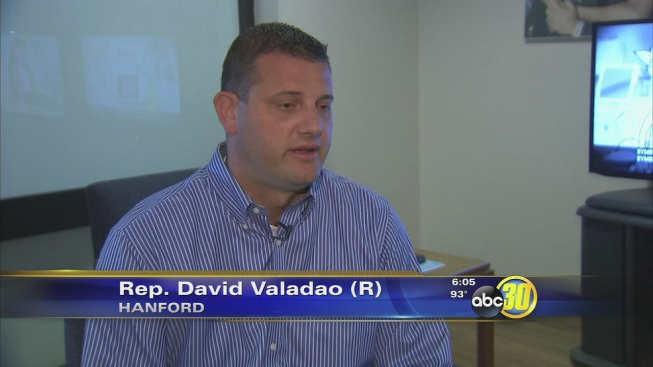 Valadoa not worried about Renteria?s support from Biden