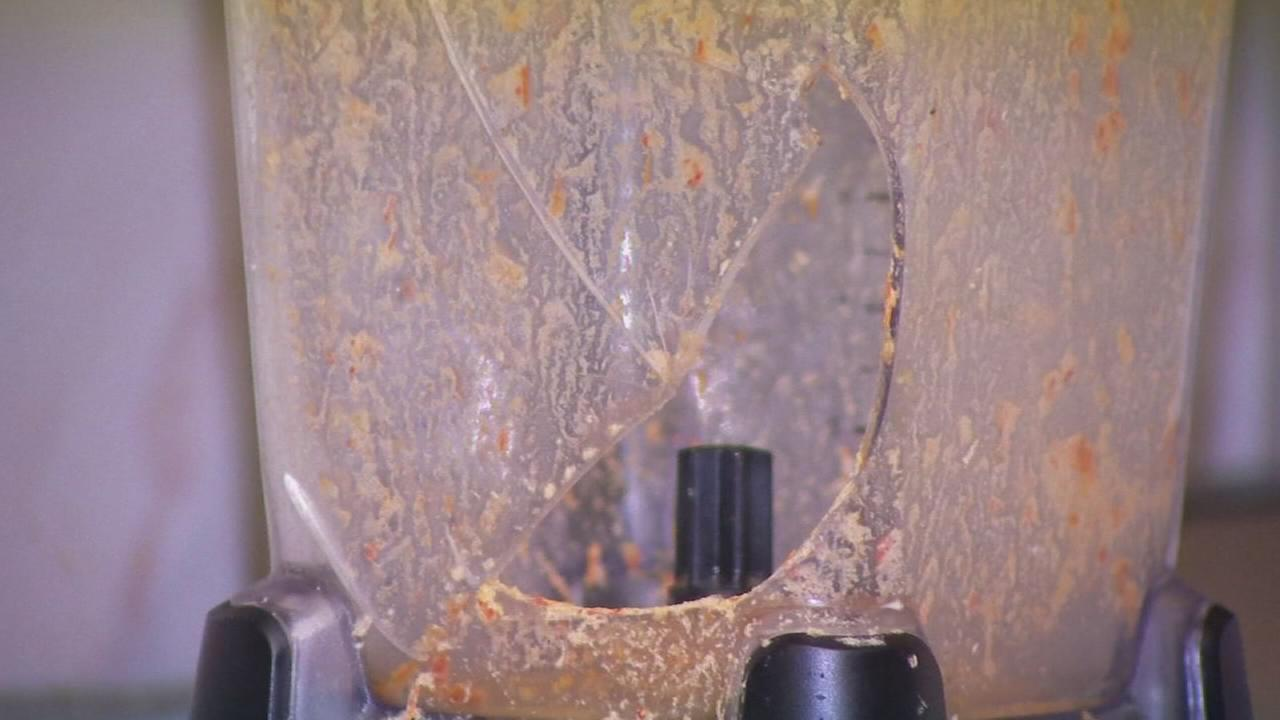 Fresno familys warning after their blender nearly caused a serious injury