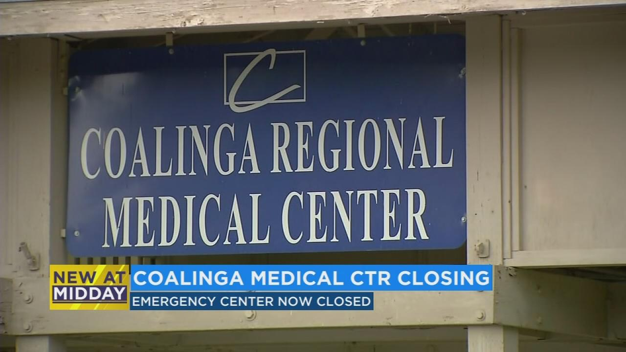 Coalinga Regional Medical Center ER officially closes