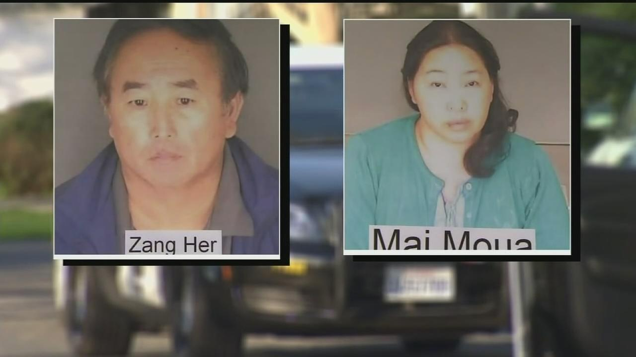 2 people arrested for burning down UC Oriental Market in Merced