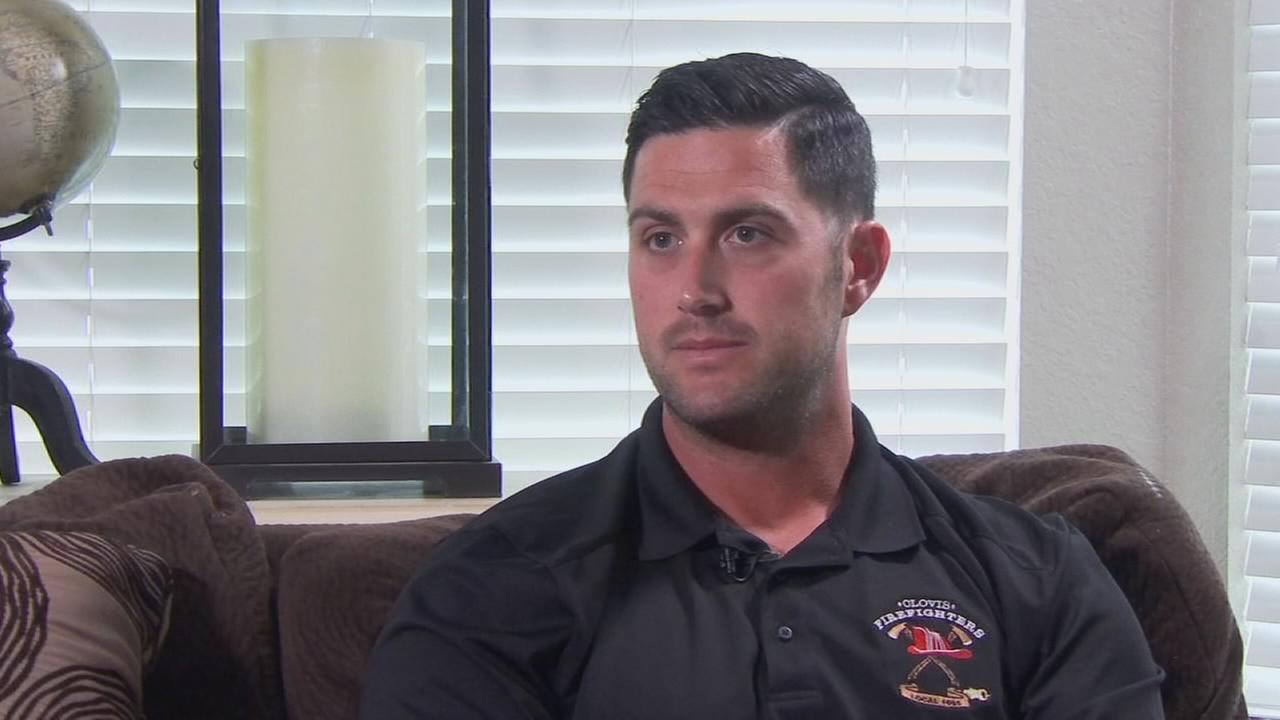 Off-duty Clovis firefighter hailed a hero after giving CPR to man at Fresno gym