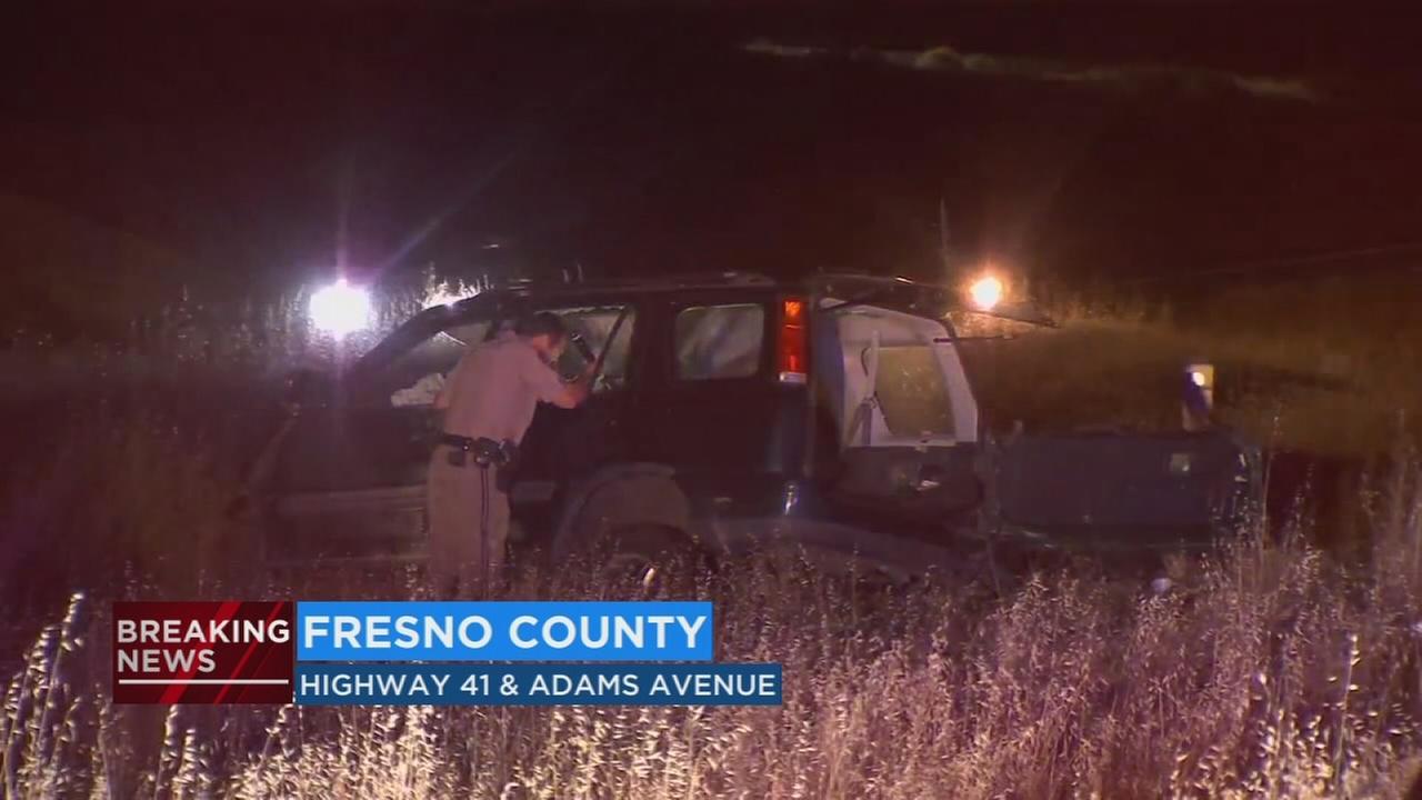 Wrong way driver dies in crash on Highway 41