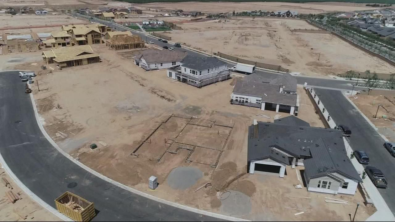 Madera County ties for number one for most non-farm job growth