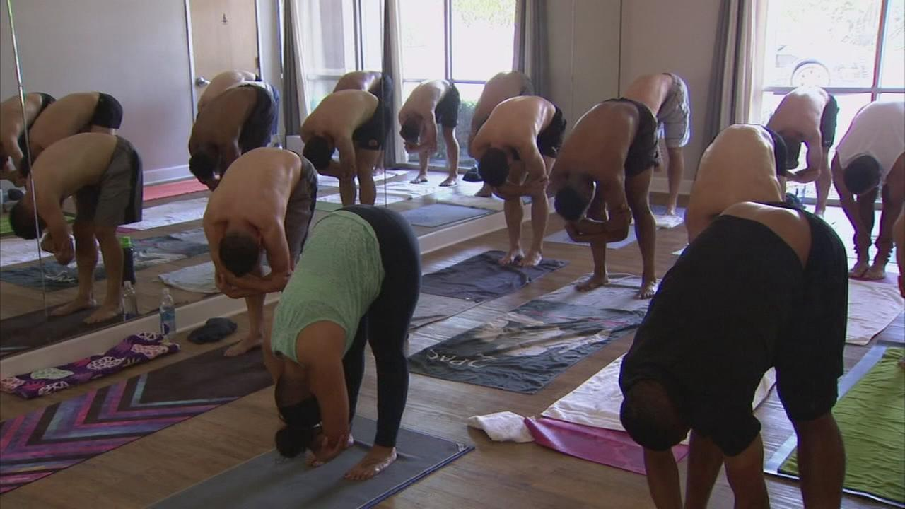 How yoga is helping professional athletes in Fresno