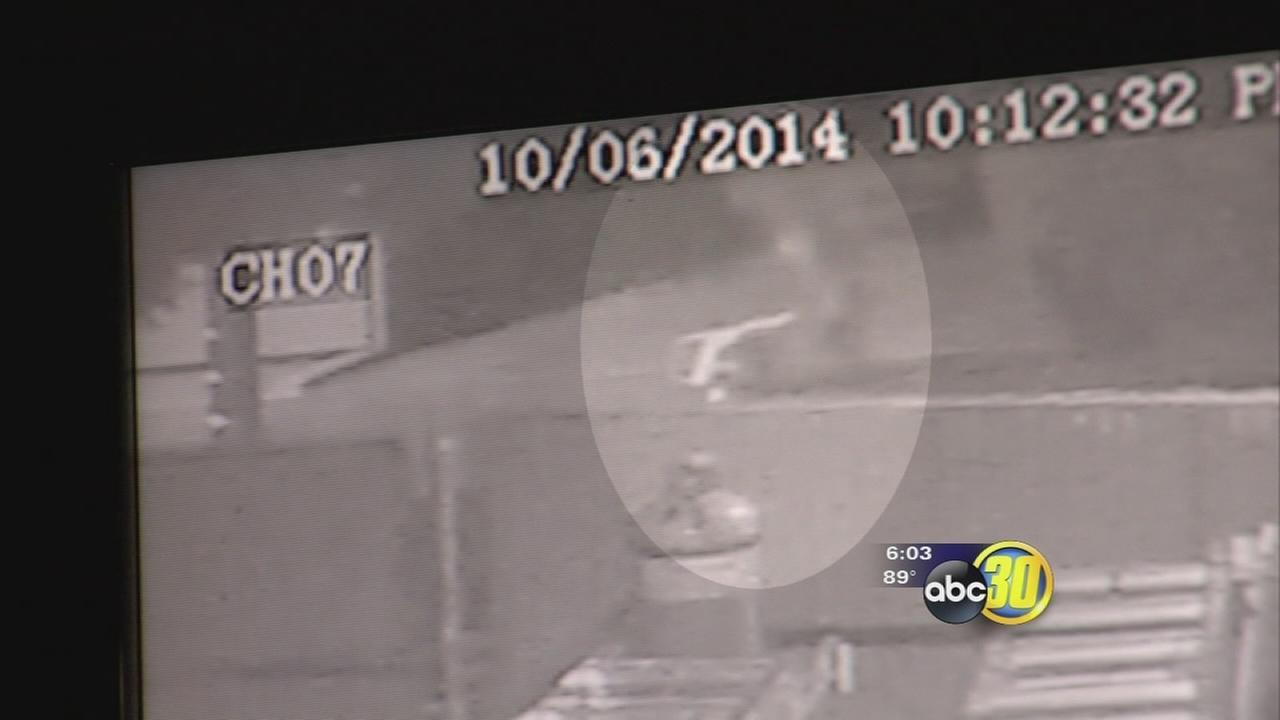 screen printing burglary