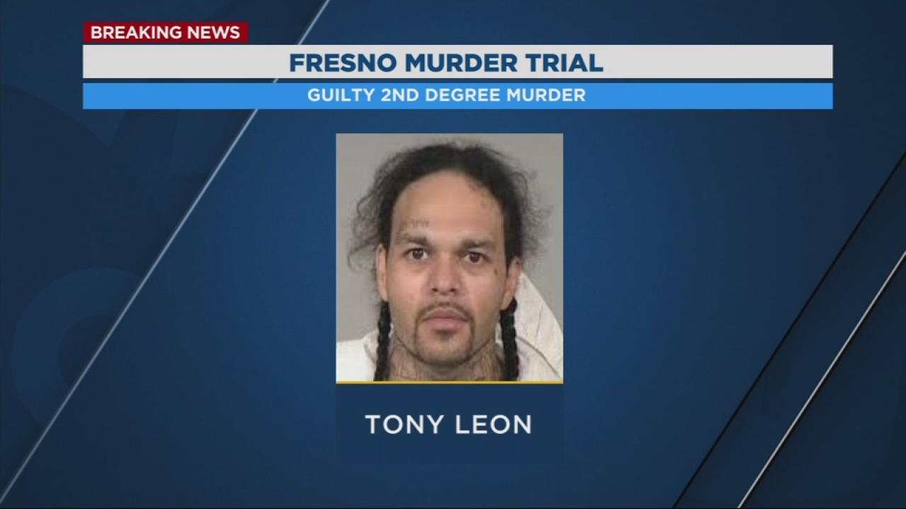Fresno man found guilty of second-degree murder with a sawed-off shotgun