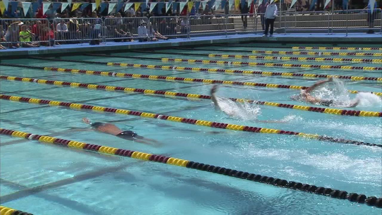 Swim team fighting for a chance to race on Valleys largest stage