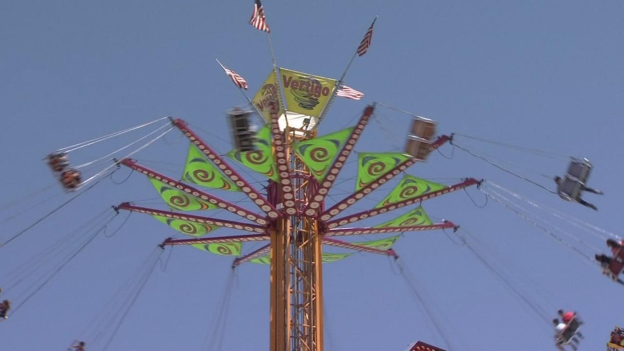 Gates now open for 70th annual Porterville Fair