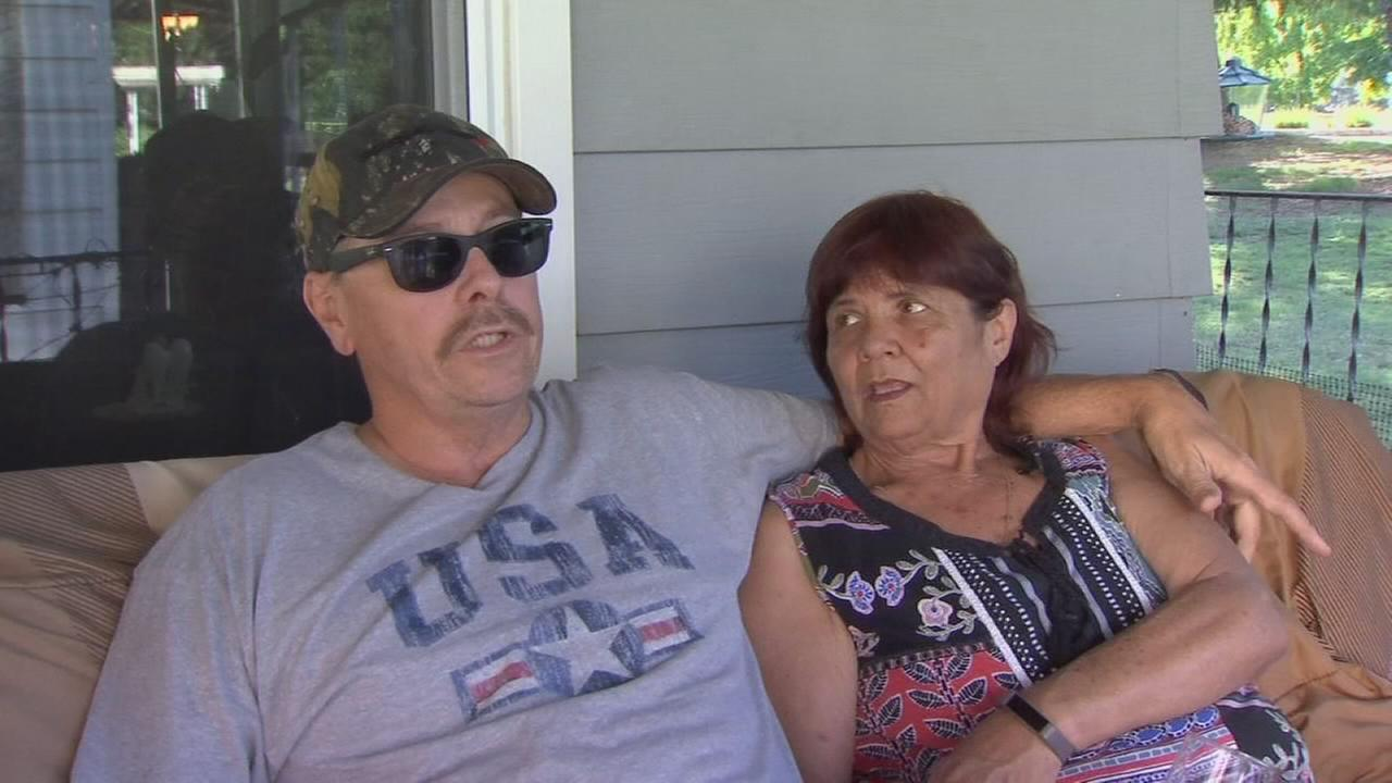 Sanger husband offering up kidney, hoping to save wifes life