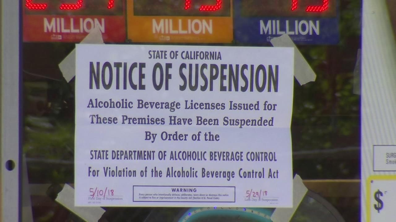 Market where teen drank before fatal crash has license suspended