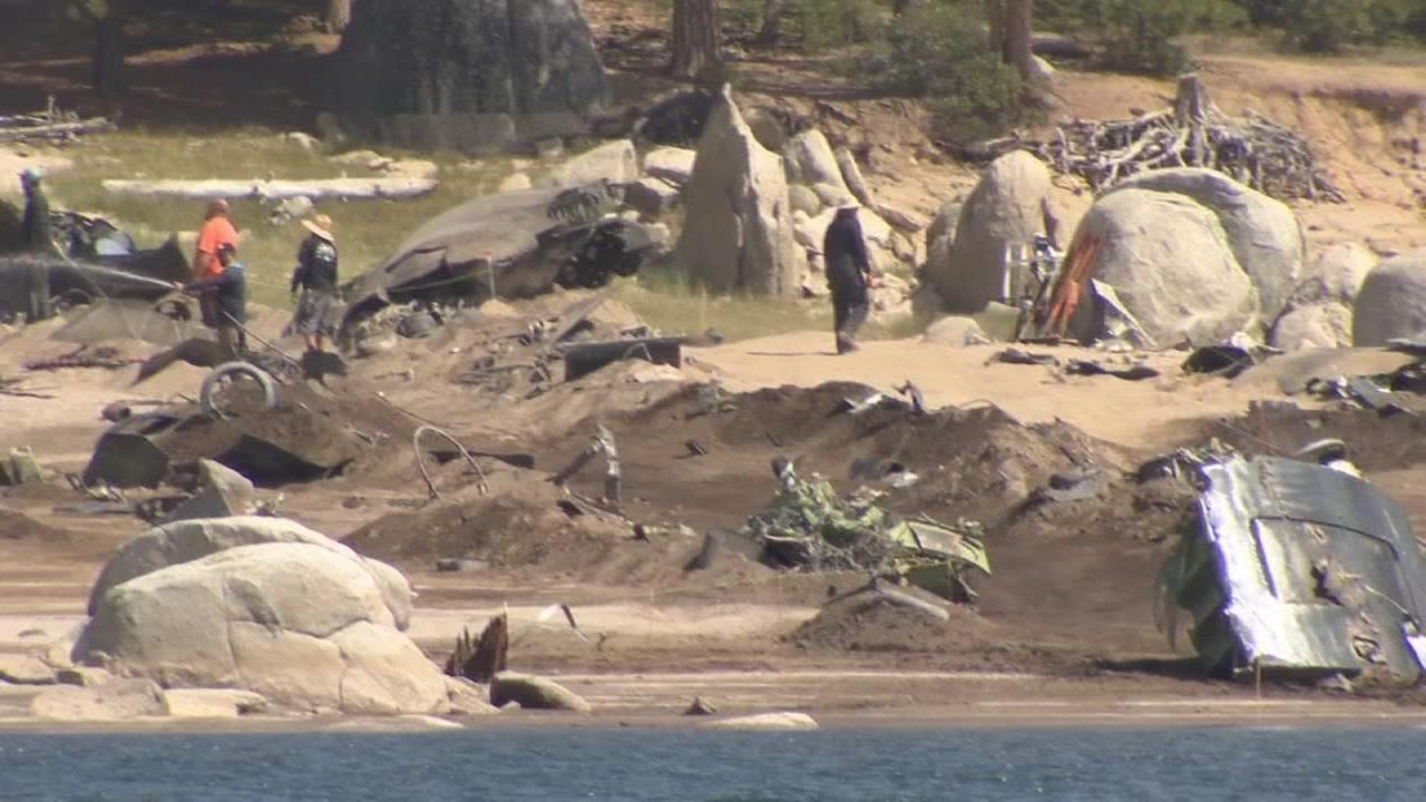 Shaver Lake buzzing with Marvel-ous excitement