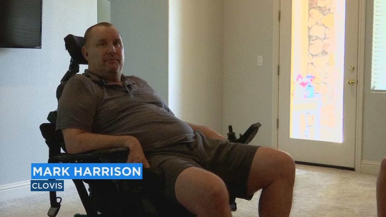 Clovis mans progress may prove ALS research actually working