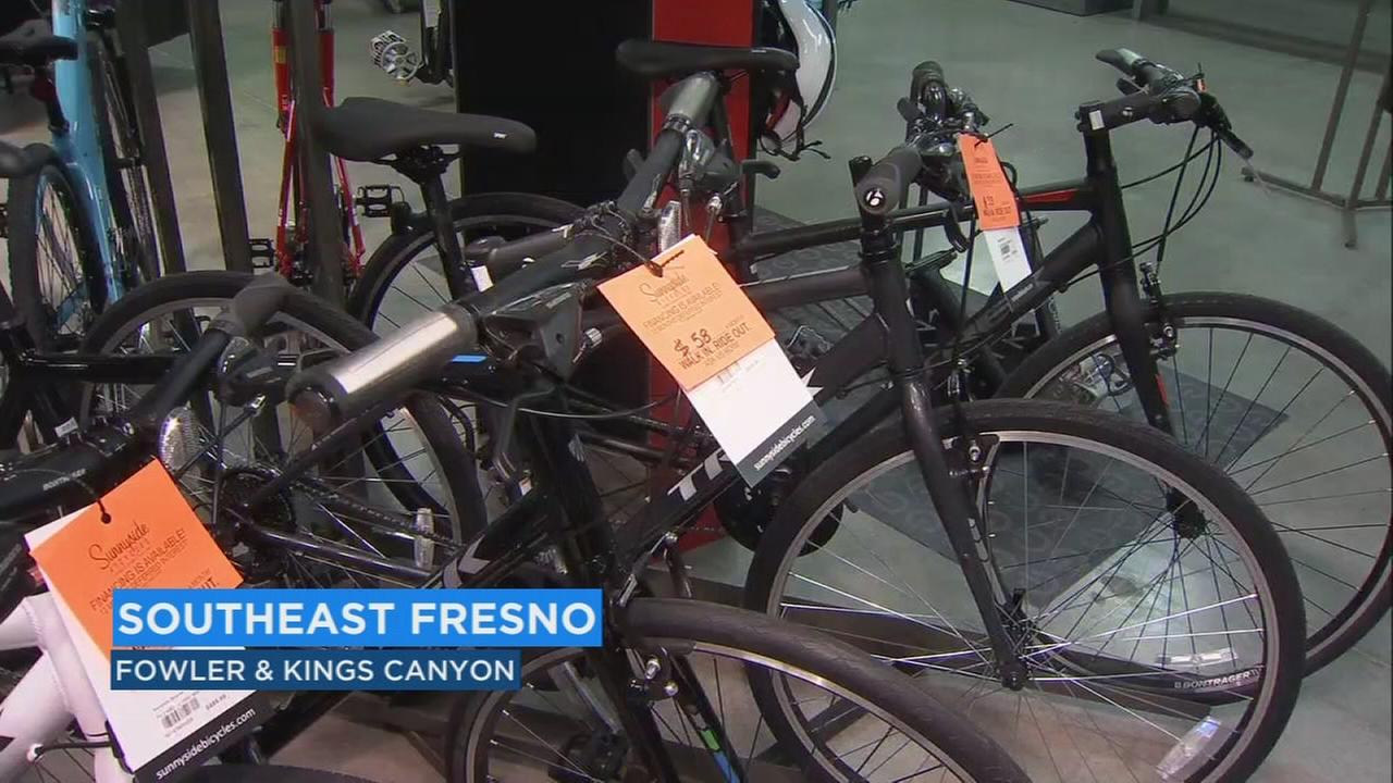Fresno participating in national Bike Month with a Bike to Work Day