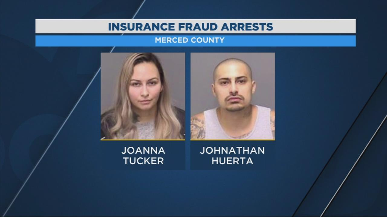 13 arrested in Merced County auto insurance fraud ring