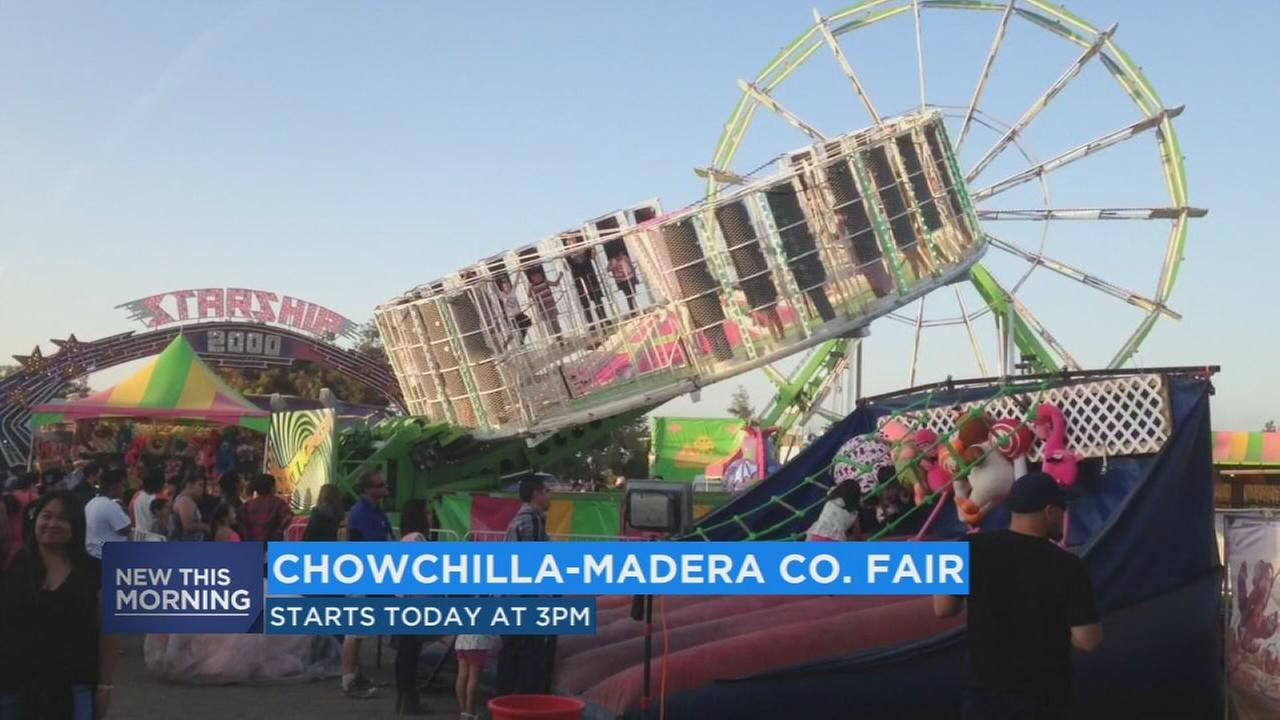 72nd Chowchilla-Madera County Fair kicks off