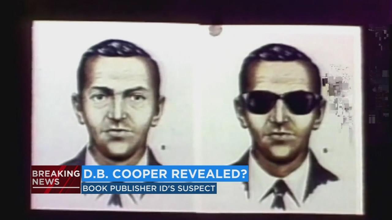 Mystery solved? Book publisher claims to have identified D. B. Cooper