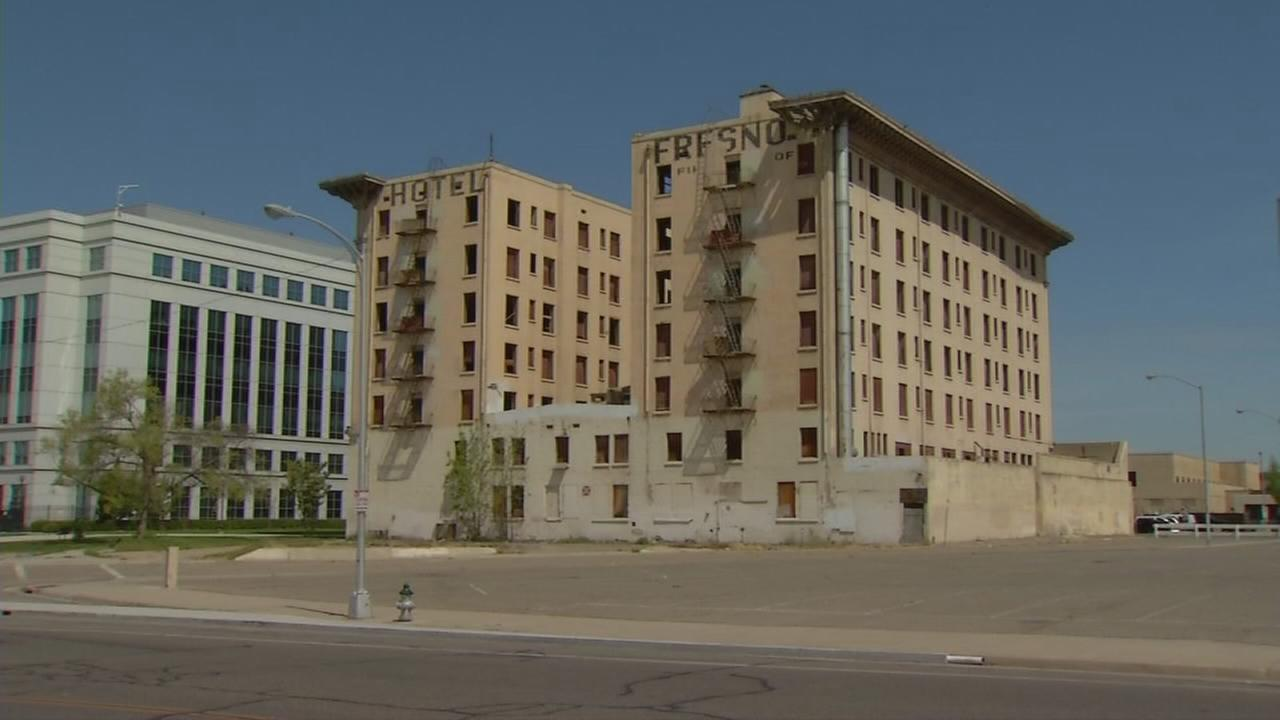 Hotel Fresno declared historic by state