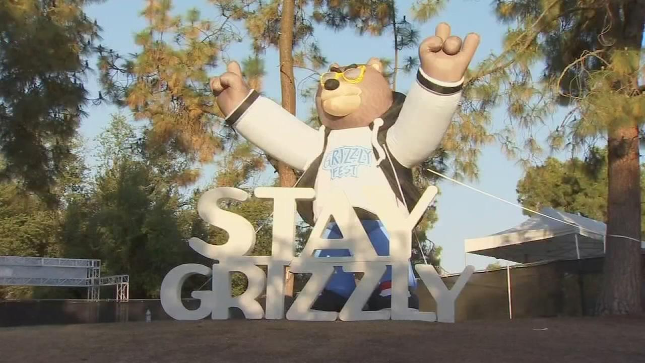Grizzly Fest will soon kick off at Woodward Park