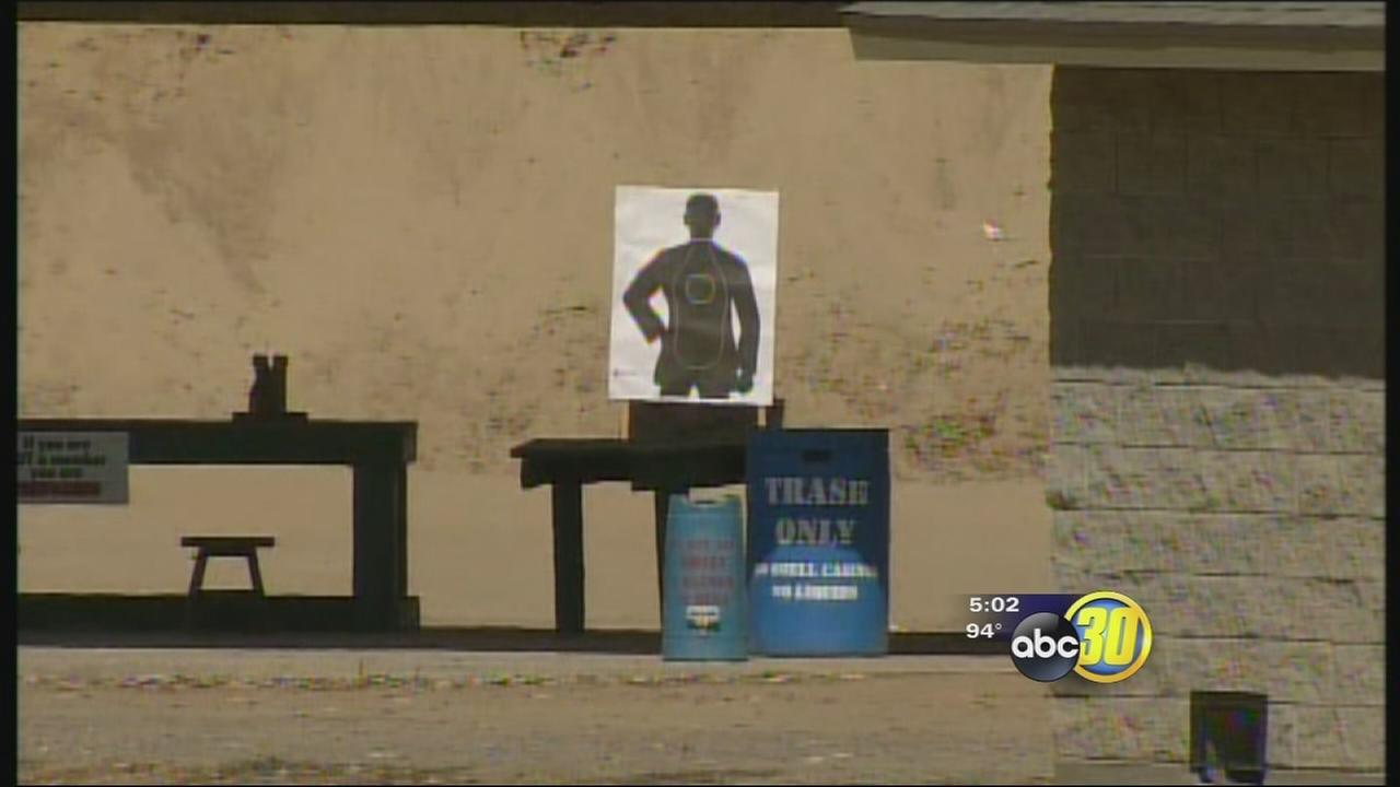 Woman accidentally shoots self at Kings County shooting range
