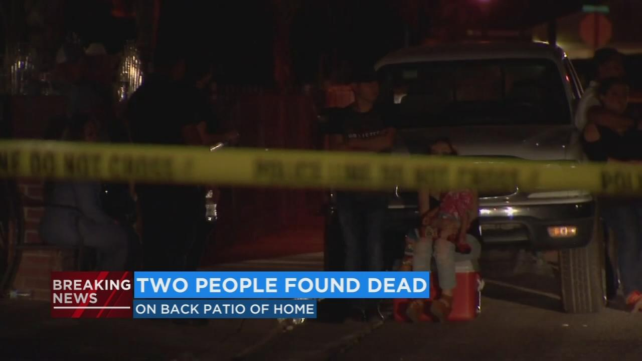 2 dead in Farmersville after possible murder-suicide