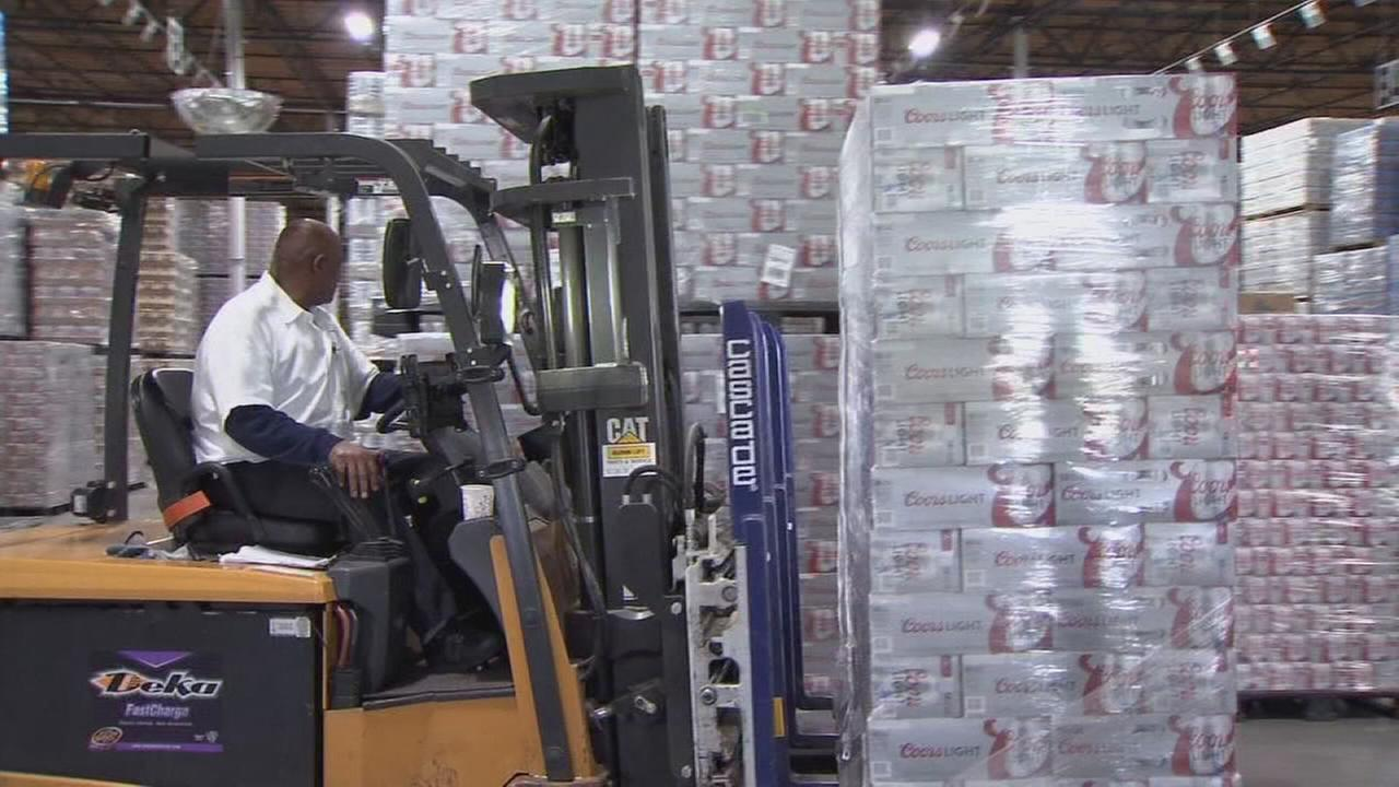 Valley Wide Beverage brews up business