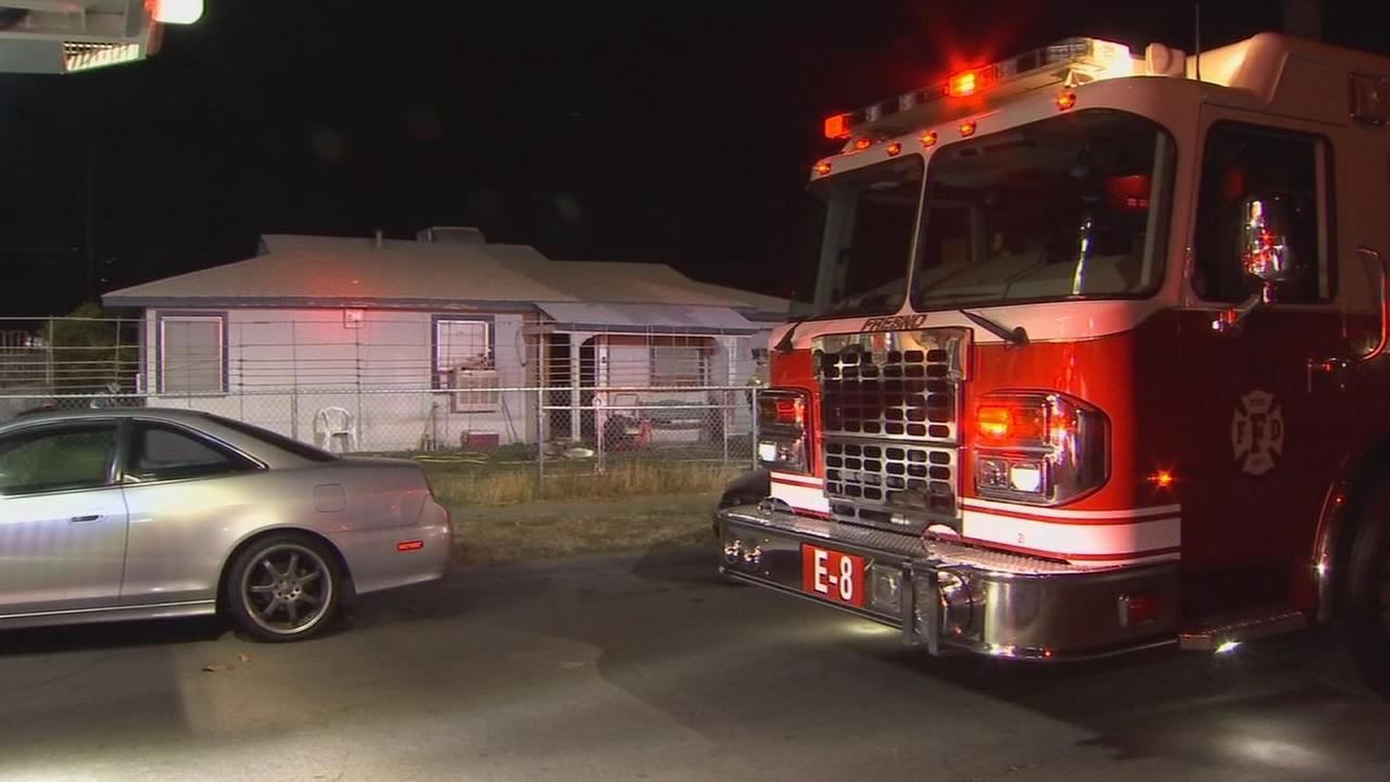 Family displaced after Southeast Fresno house fire