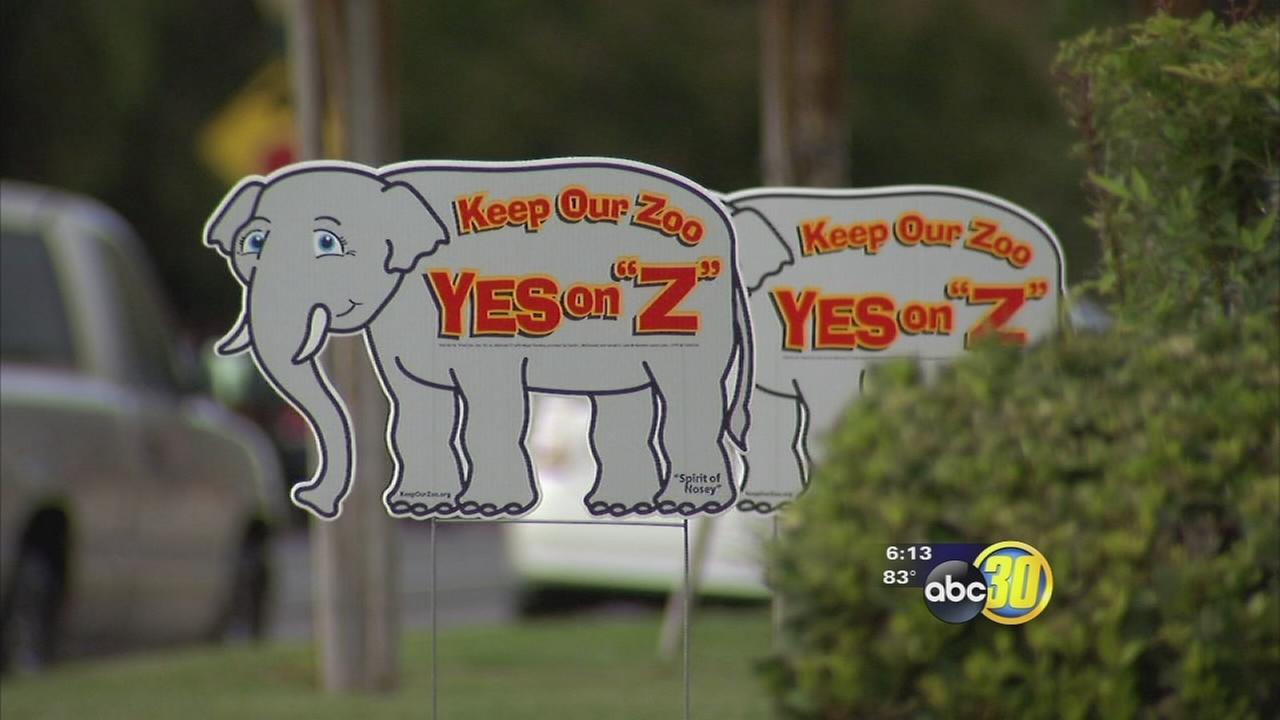 Fresno County supervisors divided over zoo issues