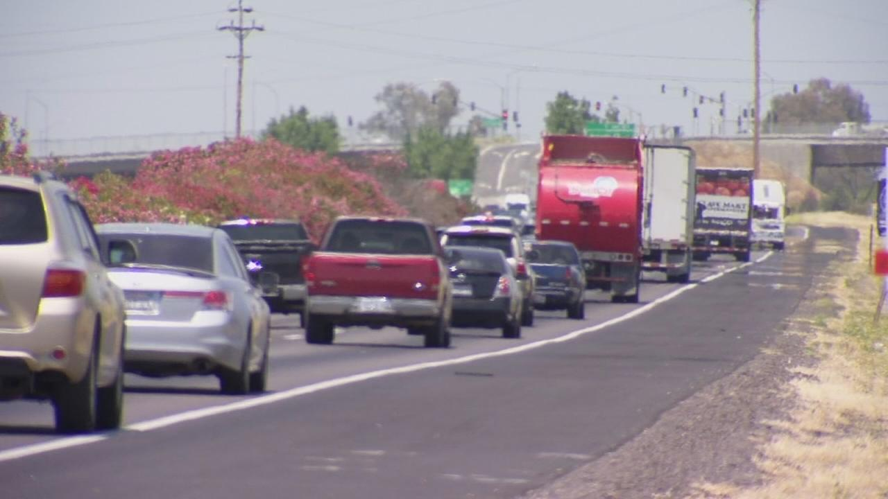 Valleys busiest highway getting much needed repairs