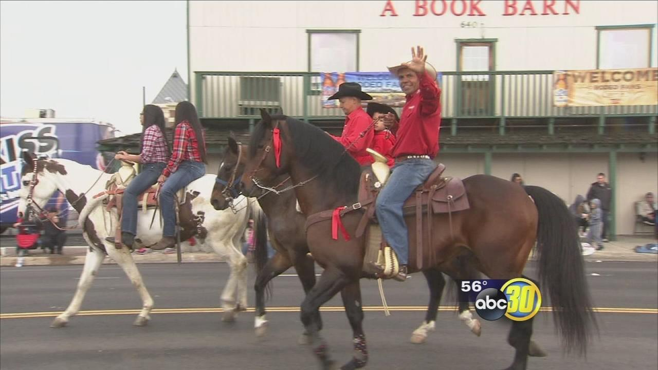 100th Clovis Rodeo Parade attracts thousands