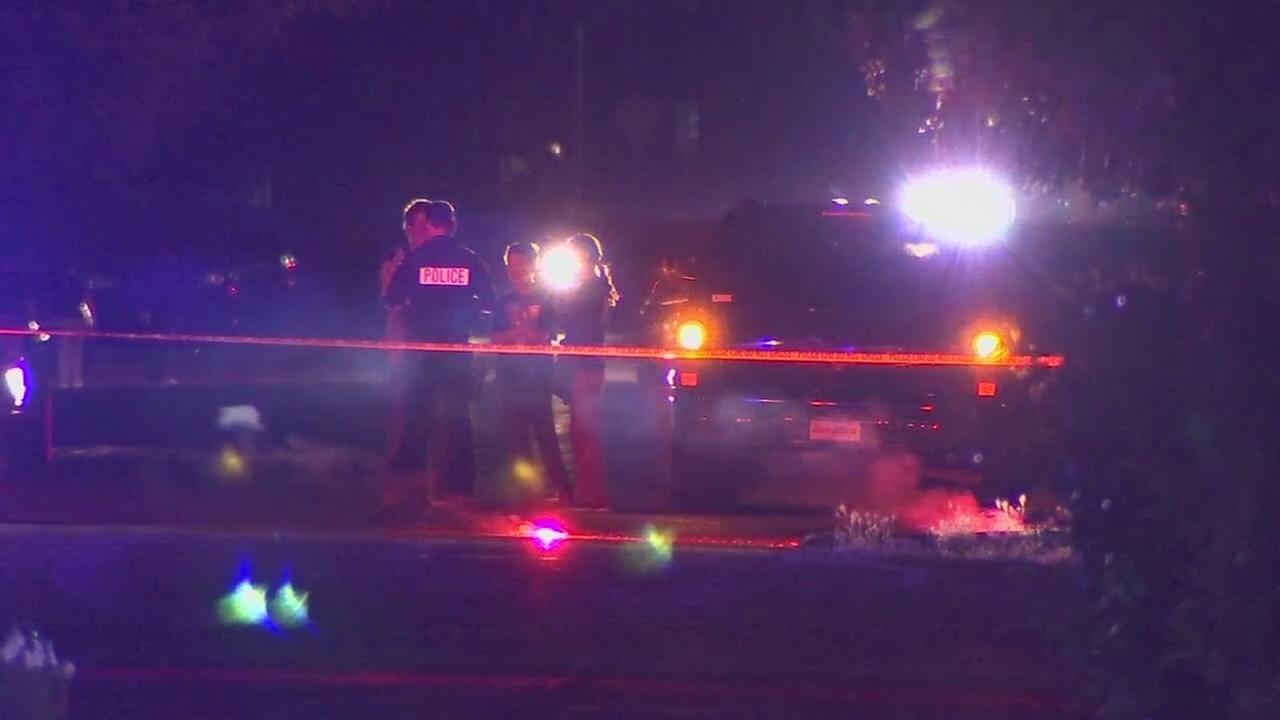 Pedestrian injured in hit and run accident in West Central Fresno