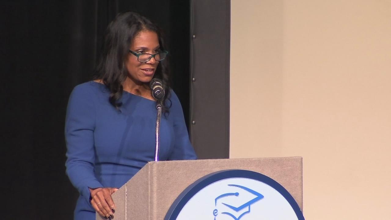 International stage and TV star Audra McDonald in Fresno
