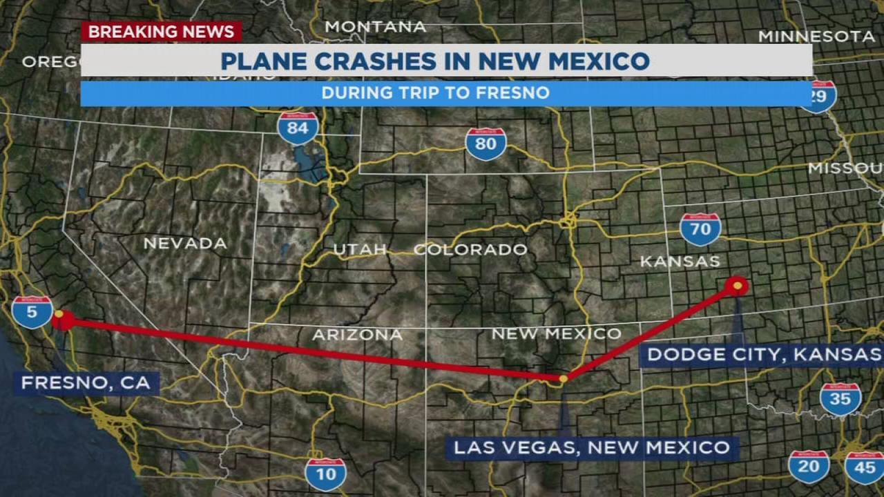 FAA and NTSB investigate plane crash involving pilot heading to Fresno
