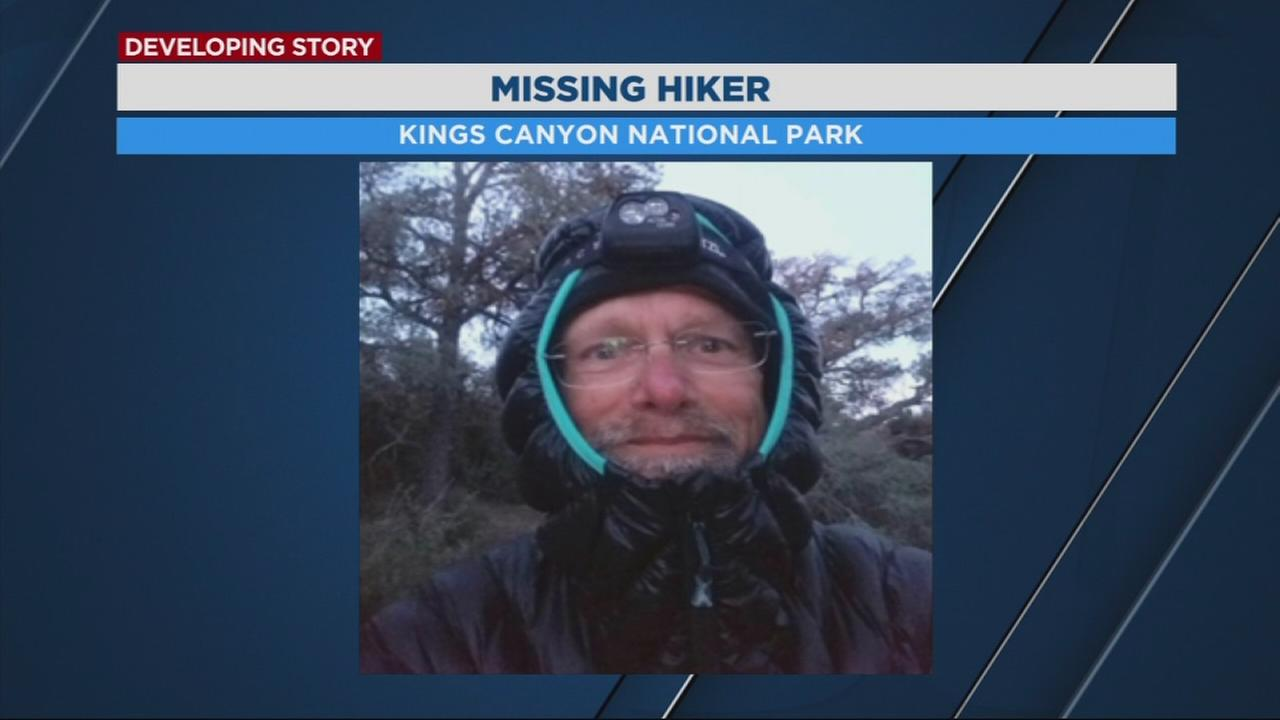 67-year-old hiker missing at Kings Canyon National Park