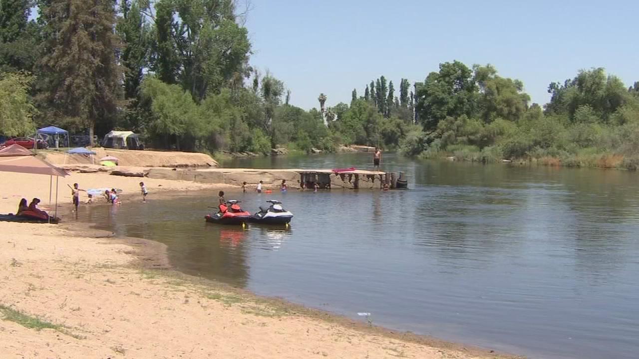 Sheriffs begin patrolling Kings River