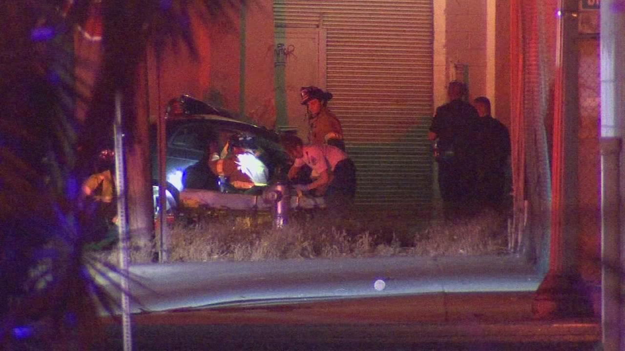 Mother and young girl killed in Southeast Fresno crash