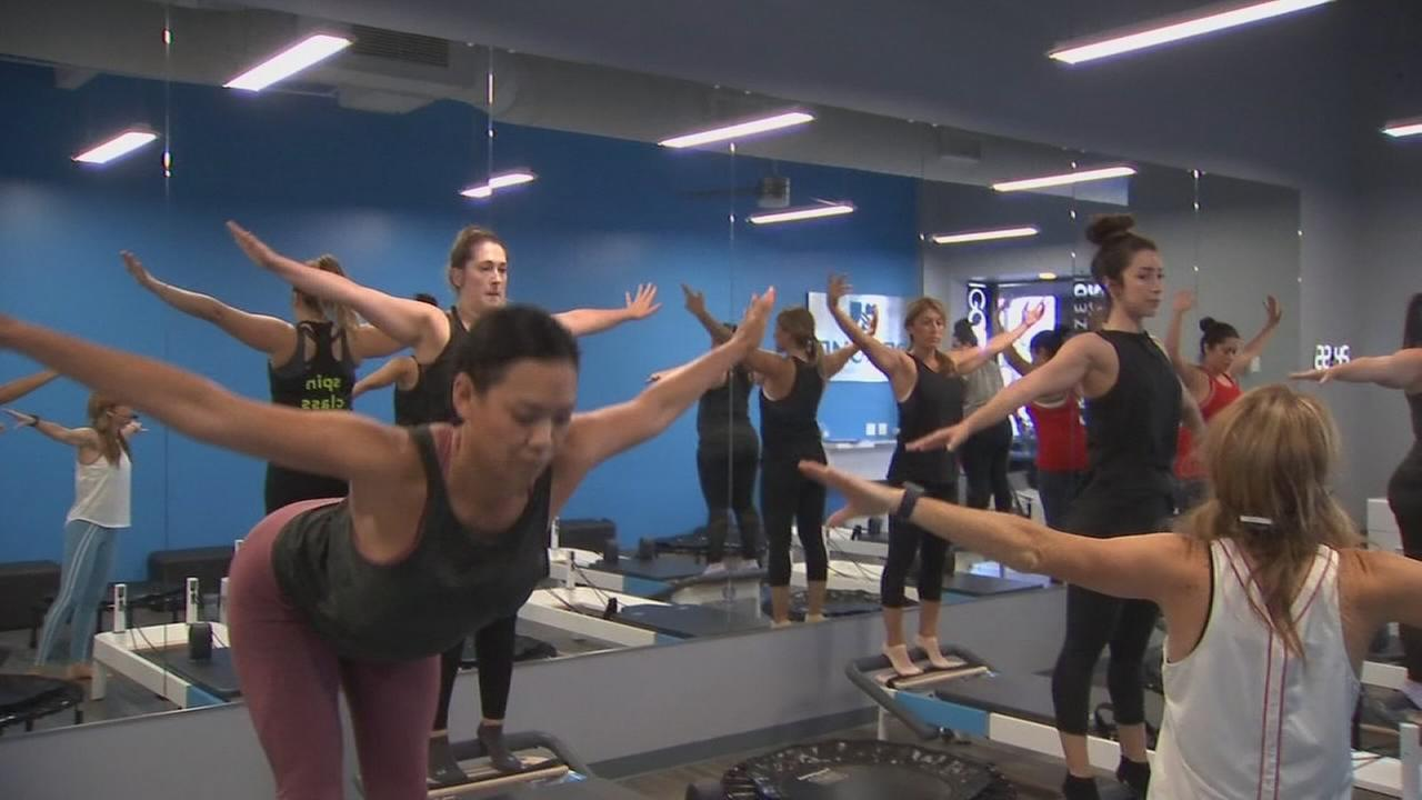 New options in the Valley to get in shape