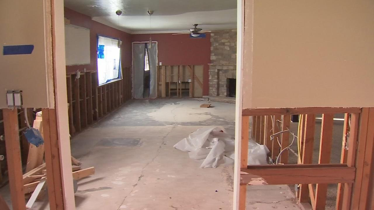 Fresno County homeowner frustrated, waiting for repairs