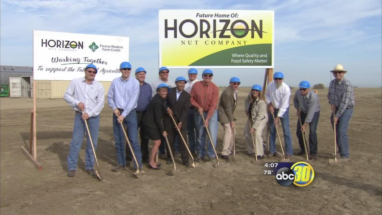 Horizon Nut Company expansion in the works