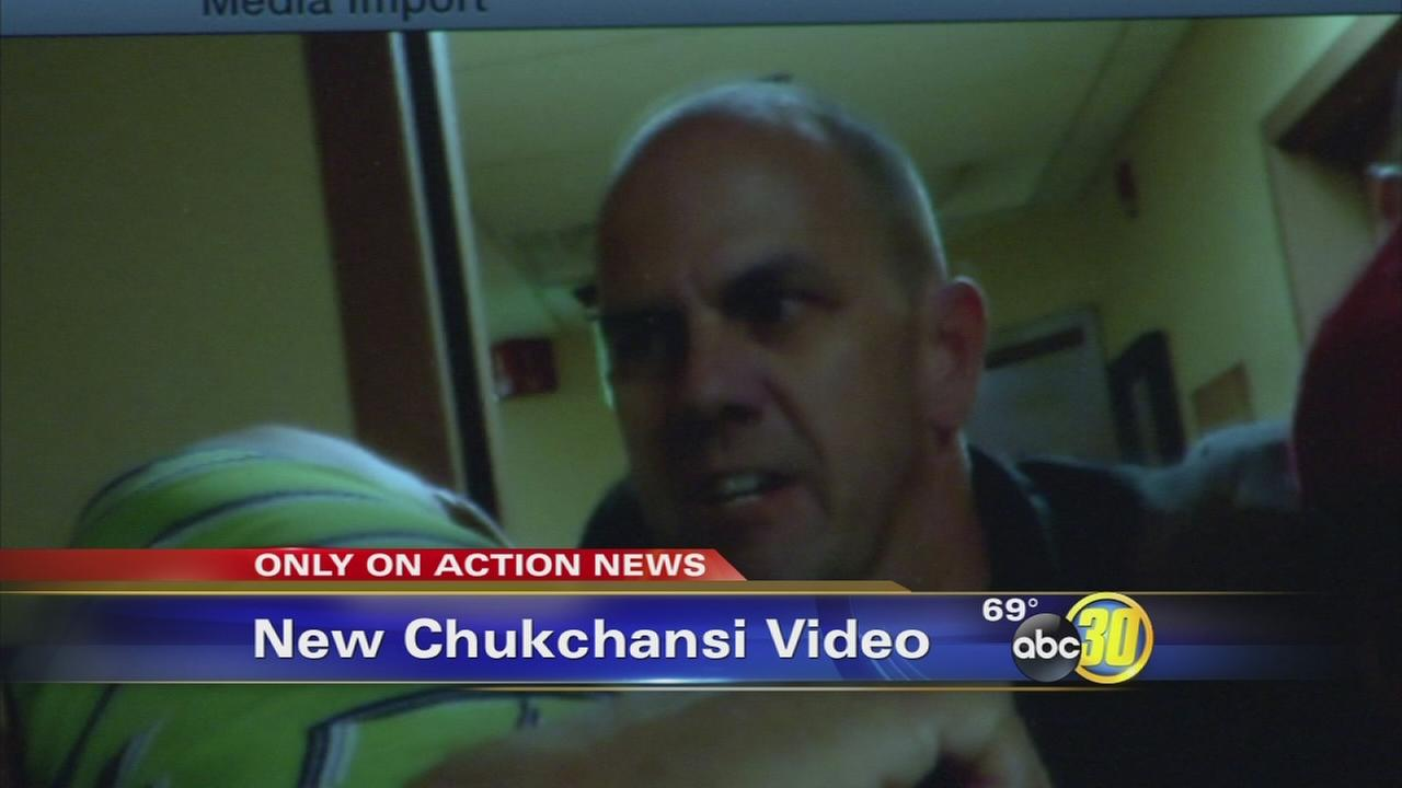 Exclusive: Tribal police release new video on Chukchansi casino incident