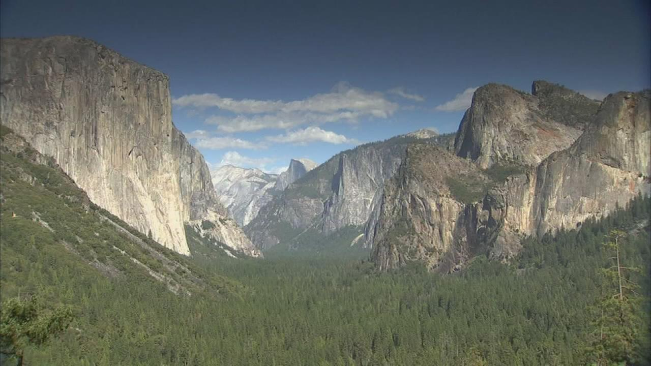 Yosemite National Park entrance fee increase